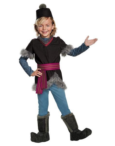 Kostum Kristoff Frozen by Kristoff Deluxe Disney Frozen Costume