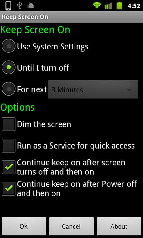 دانلود keep screen on free 1 00 04 apk برنامه های ابزار - Keep Screen On Apk