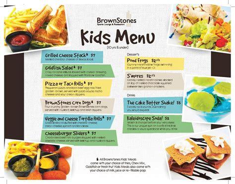 brownstones kids eat free all summer long sarnia mom