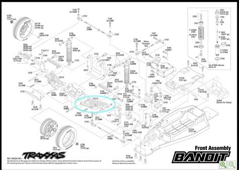 Useful Spares To by Traxxas How To Use Spare Parts Exploded View Sheets