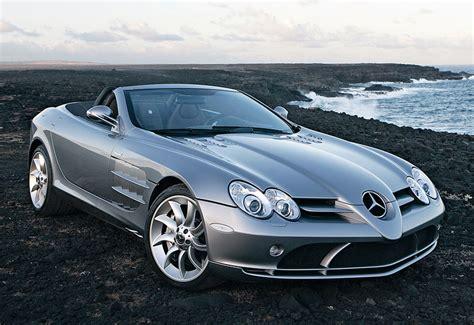 2007 mercedes benz slr mclaren roadster r199 specifications photo price information rating
