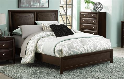 summerlin bedroom set   espresso  homelegance woptions