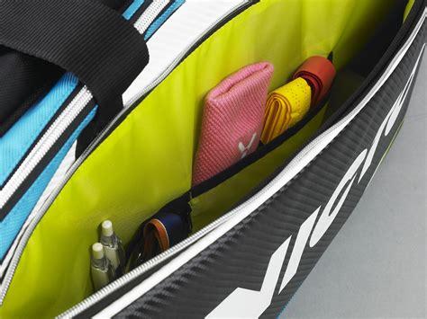 Tas Badminton Victor Ag 511 F Original br9602 u tas produk victor indonesia merk bulutangkis dunia