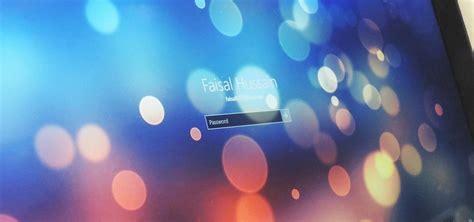 change  login screen background  windows