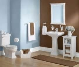Blue And Brown Bathroom Decor » New Home Design