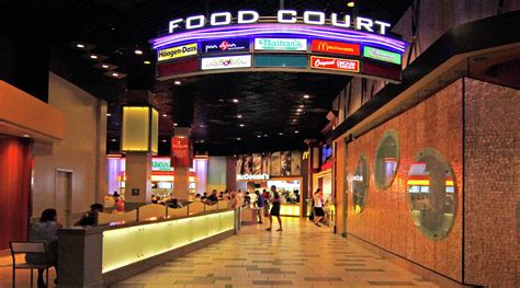 Las Vegas Family Court Records The Food Court Mgm Grand Las Vegas