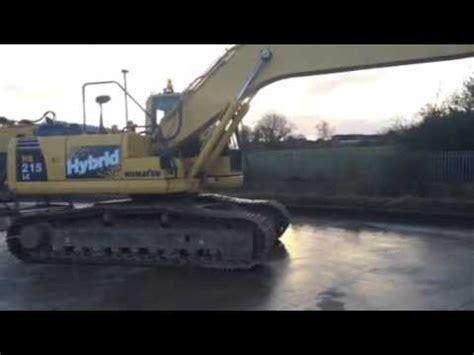 Komatsu Pc 215 Hybrid komatsu pc 215 lc 1 hybrid excavator