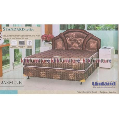Harga Merk Kasur Uniland standard uniland springbed diskon promosi