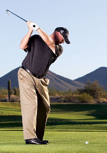 handsy golf swing quick tips to play better golf tips magazine