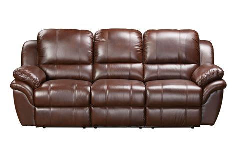 Leather Sofa Loveseat Blair Power Reclining Leather Sofa Loveseat 32 Quot Tv At Gardner White