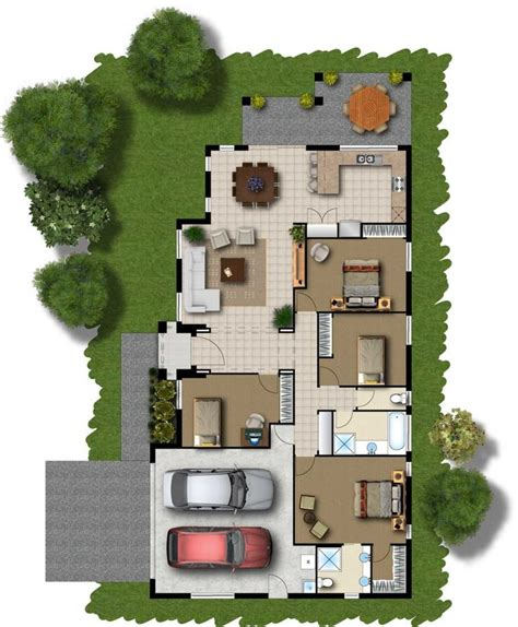 21 best floor plans images on architecture