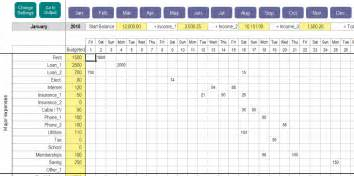 excel expense tracking template excel personal expense tracker my excel templates
