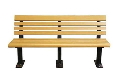 composite outdoor benches wood plastic composite park bench china outdoor wood