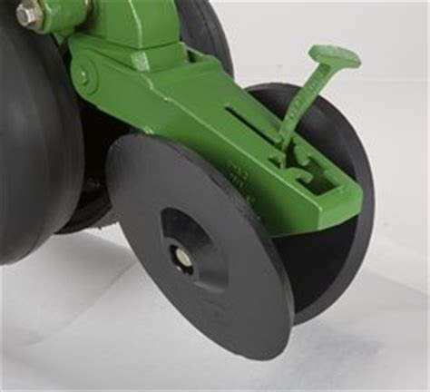 Planter Closing Wheels by Row Unit Closing System Options To Fit Operation