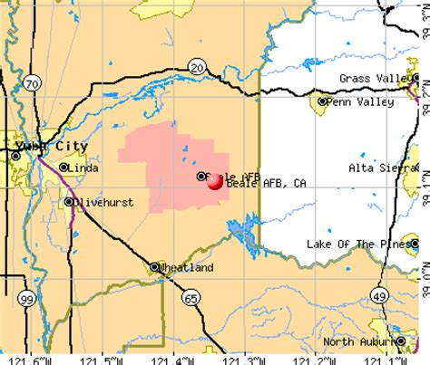 us bases california map beale afb ca pictures posters news and on your