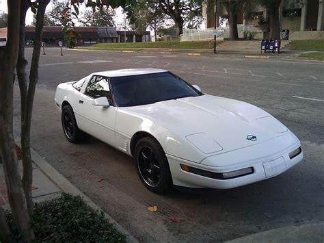 for sale 95 corvette white interior fs the all