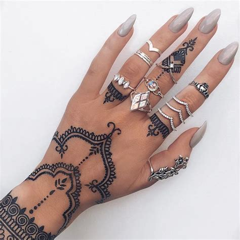 48 absolutely fantastic boho ring set designs to adorn