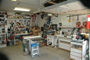 garage shops greg s garage workshop the wood whisperer