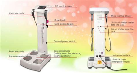 bioelektrik adalah hot sale gs6 5b factorry directly human body analyser