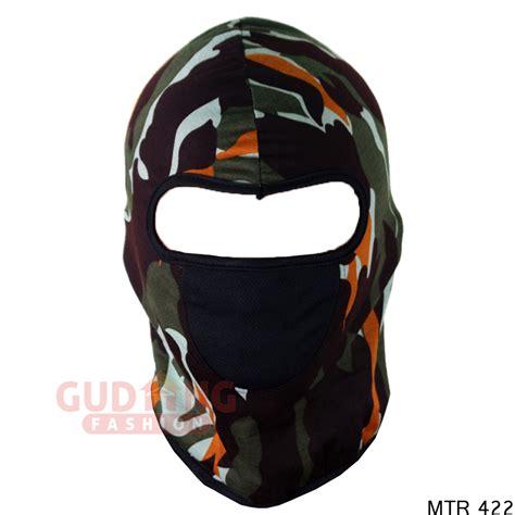 motif motor masker motor motif army spandek hijau muda mtr 422