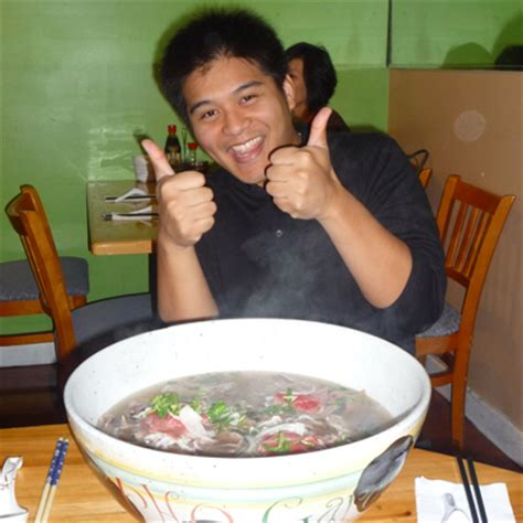 Pho Garden Challenge by Going Global Apocalypse Chow Hewdge