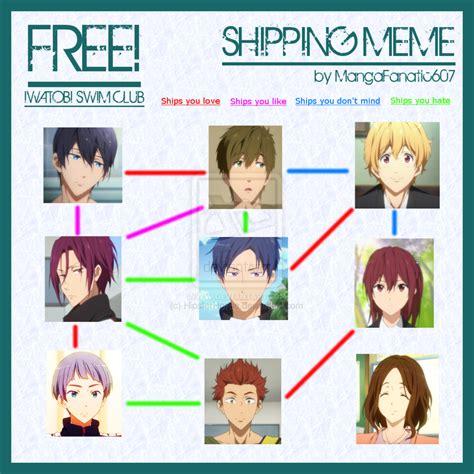 Free Meme Pictures - free iwatobi swim club shipping meme by hipsterhorsie on