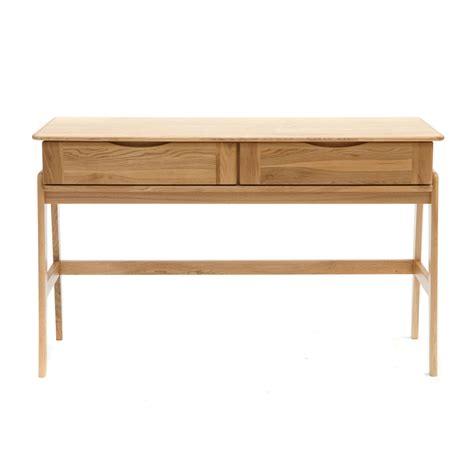 console table used as dining table willow valley oak console table willis gambier
