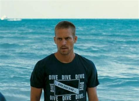 paul walker blue paul walker into the blue serious paul walker