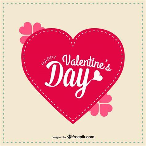 imagenes vectores san valentin coraz 243 n rojo de amor para saludo de san valent 237 n