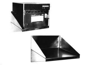 Microwave Wall Mount Shelf by Amtekco Wall Mounted Microwave Shelf