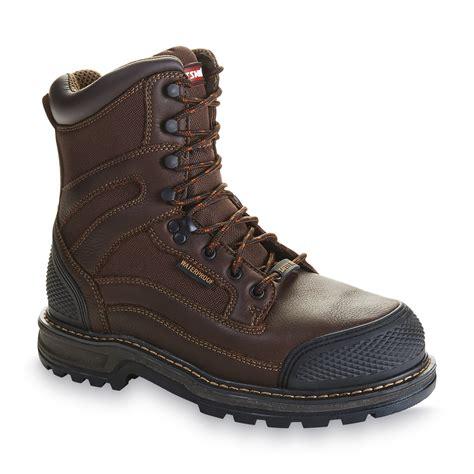 slip resistant mens work boots sears