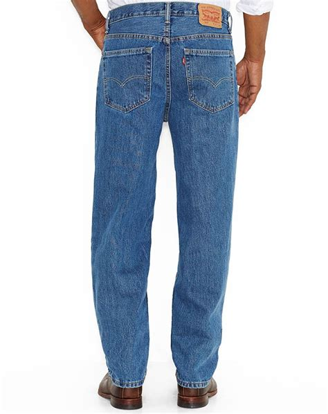 comfort fit mens jeans levi s men s 560 comfort fit jeans medium stonewash