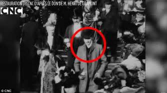 i found a suit books unique proust footage discovered 95 years after his