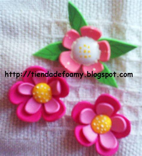 flores de foamy tienda de foamy flores