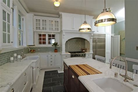 Green Kitchen Walls With White Cabinets Green Kitchen Island Floor To Ceiling Kitchen Cabinets Design Ideas