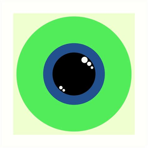 Septic Eye quot septic eye quot prints by fireelegy redbubble