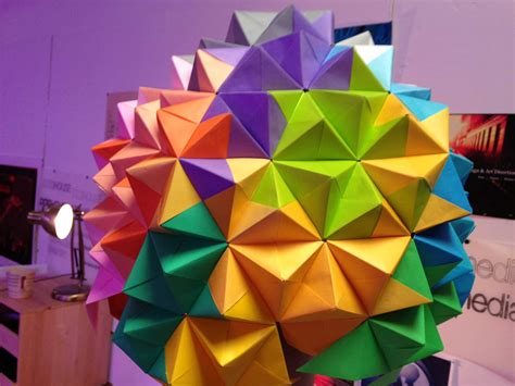 Large Origami - origami big brandon johnston