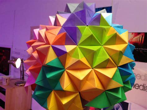 Large Origami - origami big brandon johnston