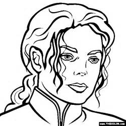 Mj Coloring Pages Coloring Pages Michael Coloring Page
