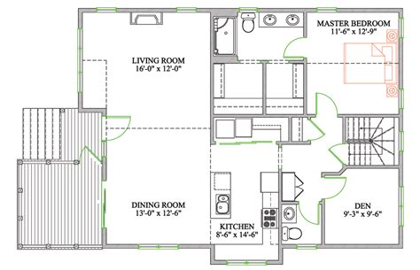 lake view floor plans lake view home plan kent building supplies