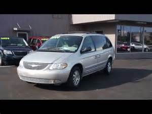 2001 Chrysler Town And Country Problems 2001 Chrysler Town Country Problems Manuals And