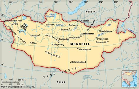 Themes Of Geography Mongolia | mongolia geography