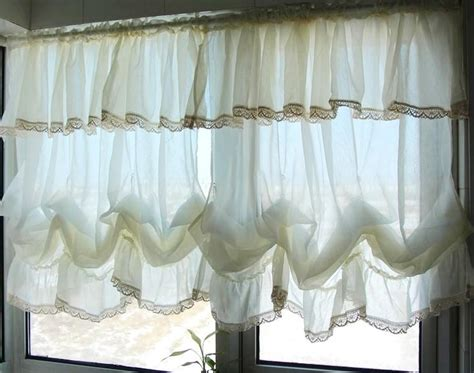balloon curtains for kitchen bing images