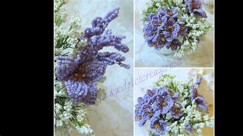 fiori di perline schemi fiori di perline idee per segnaposto e bomboniere my