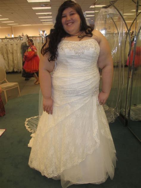 Wedding Dresses Size 24 by Plus Size Brides Showing Their Weddingbee