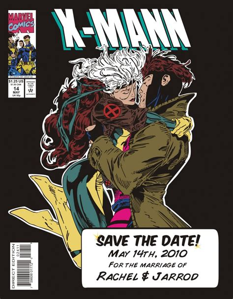 Rogue Comic Book Cover Search joining forces to save the date offbeatbride