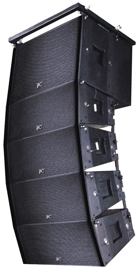 Speaker Line Array Acr china professional used line array speaker box for sound system