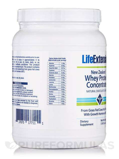 Whey Concentrate New Zealand Whey Protein Concentrate Chocolate