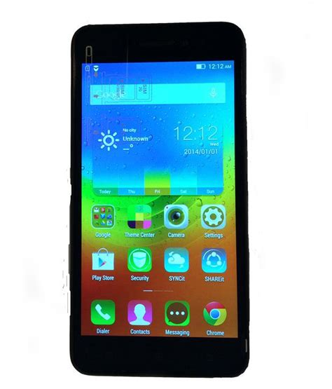 Lenovo S60 A by Lenovo S60 A 8gb Graphite Grey Price In India Buy Lenovo