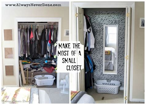 The Most Of A Small Closet by 1000 Images About Closets On Dressing Rooms